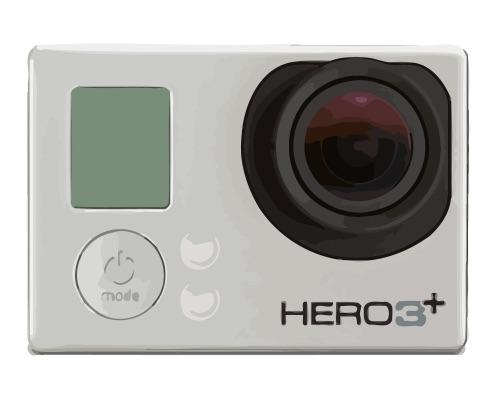 GoPro Hero 3+ Silver Edition Reparatur
