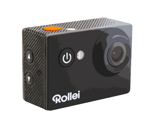 Rollei Actioncam 300 Reparatur