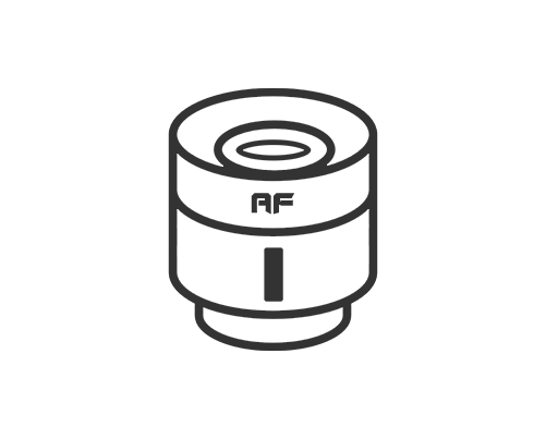 Nikon AF Nikkor 14mm 1:2,8 D ED Reparatur