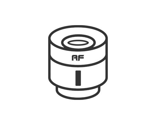 Nikon AF P Nikkor 18 55mm 1:3,5 5,6G DX VR Reparatur