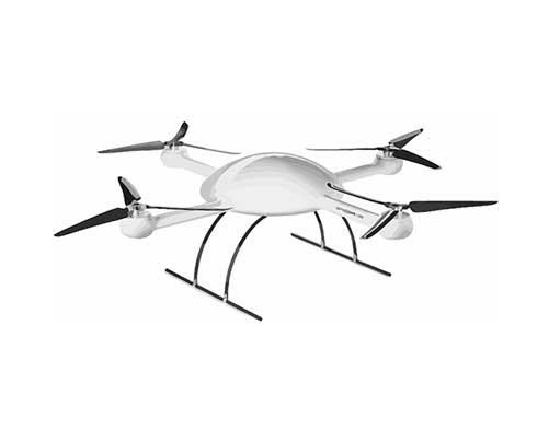 Microdrones MD4 3000 Reparatur