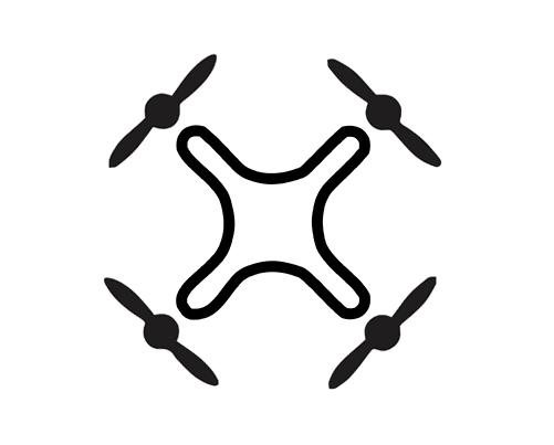 Azur Drones Flying Guard Reparatur