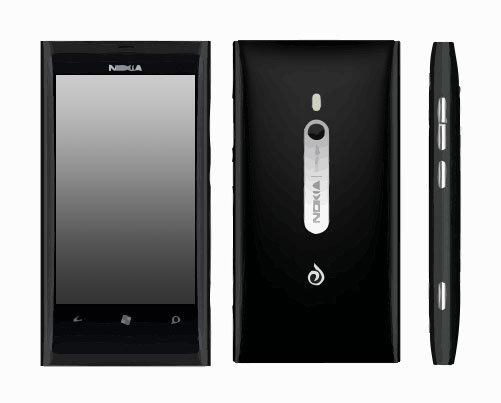 Nokia Lumia 800 Reparatur