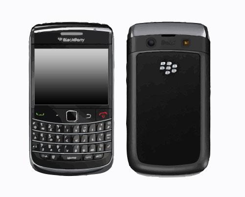 Blackberry Bold 9700 Reparatur