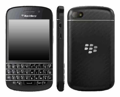 Blackberry Q10 Reparatur