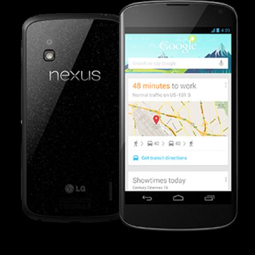 Google Nexus 4 Reparatur