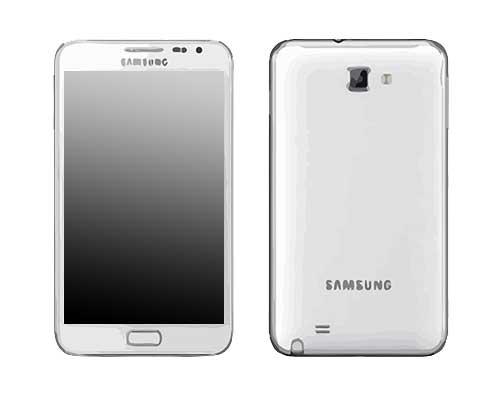Samsung Galaxy Note GT N7000 Reparatur
