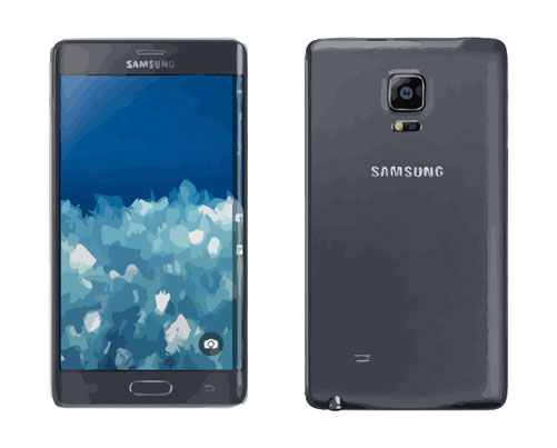 Samsung GALAXY Note Edge SM N915 Reparatur