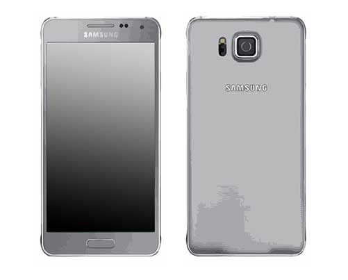 Samsung Galaxy Alpha SM G850F Reparatur