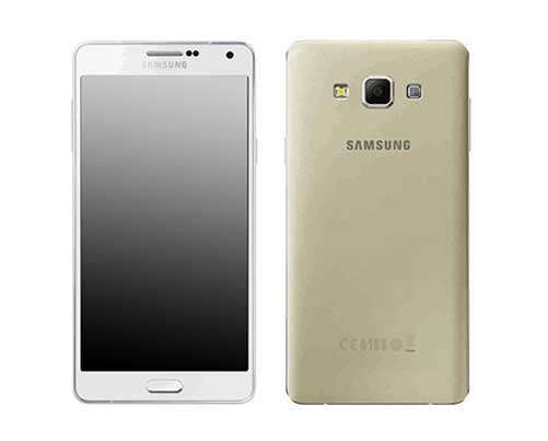 Samsung Galaxy A7 2014 SM A700F Reparatur