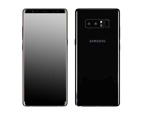 Samsung Galaxy Note 8 SM 950F Reparatur