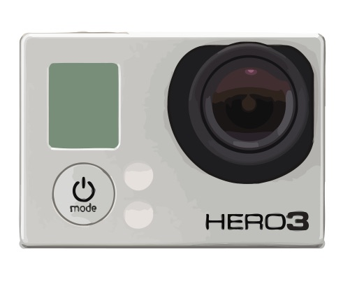 GoPro Hero 3 Black Edition Reparatur