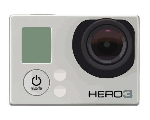 GoPro Hero 3 Silver Edition Reparatur