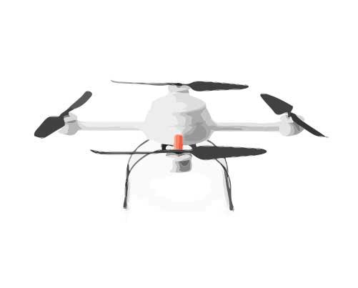 Microdrones Microdrones MD4 200 Reparatur