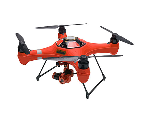 Swellpro Splash Drone 2 Auto Reparatur