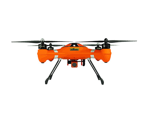 Swellpro Splash Drone 2 Fisherman Reparatur