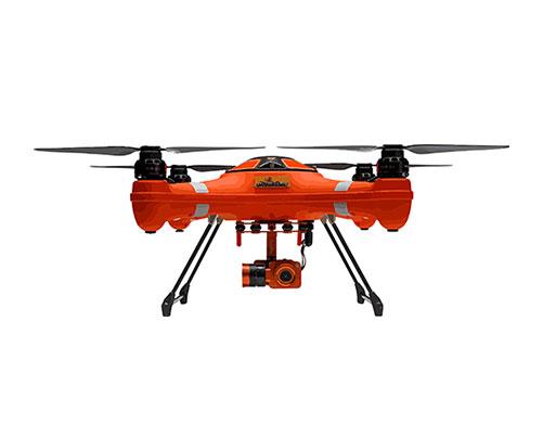 Swellpro Splash Drone 3 Auto Reparatur