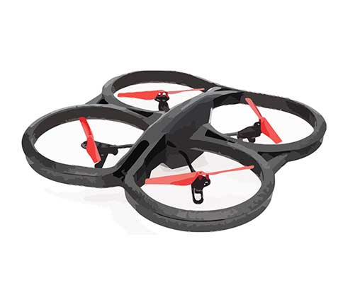 Parrot AR.Drone 2.0 Power Edition Reparatur