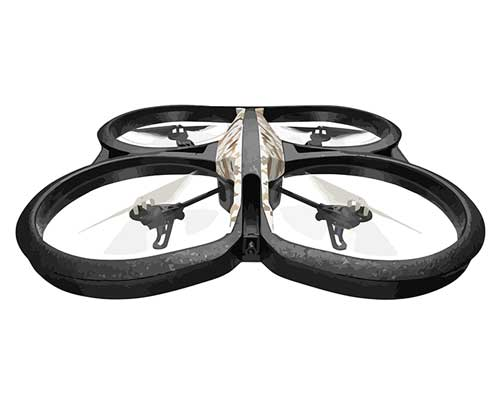 Parrot AR Drone 2.0 GPS Edition Reparatur