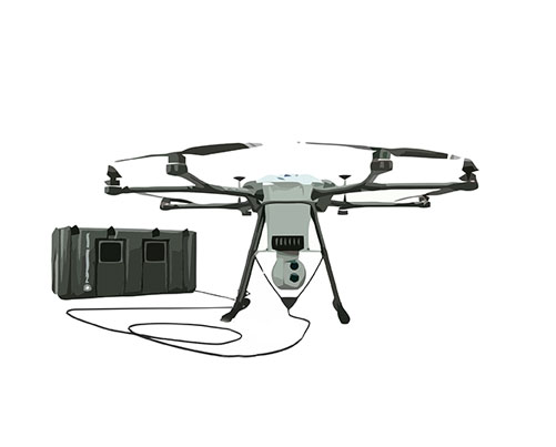 Azur Drones Azur Drones Flying Guard Reparatur